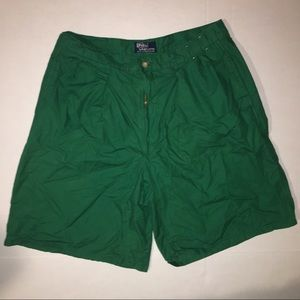 Vintage 90s 80s Polo Ralph Lauren Shorts -USA made